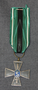Finnish Civil Guard iron cross of merit