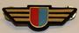 Rintamerkki, sveitsin poliisi. Tessin