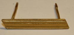 Sveitsiläinen arvomerkki  41mm kulta.