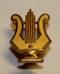 Sveitsiläinen uniformumerkki. Musiikki