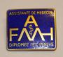 Assistante du medicin A FMH, pinssi.