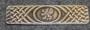 UPM Kymmene nimikilpi, pinta.