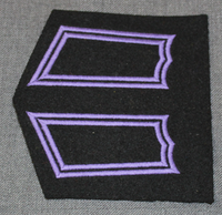 Collar tabs, Military Chaplains