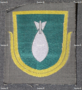 Finnish sleeve patch, mortar