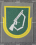 Finnish sleeve patch, jaeger / infantry