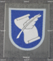 Finnish sleeve patch, support / clerk
