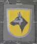 Finnish sleeve patch, K9 unit.