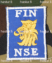 Finnish KFOR ( kosovo force ) patch, FIN NSE