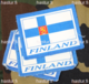 Finnish Army flag.