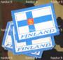 Suomen lippu, hihamerkki
