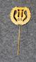 GS musikantti, neulamerkki