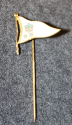 Unidentified ( shipping company?) pin