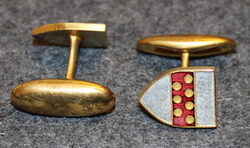 Unknown Danish  cuff link