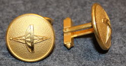 Unknown Danish Radar  cuff link