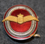 Danish air force cap badge