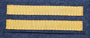 Finnish air force rank patch, lieutenant.