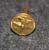 Tanskalainen arvomerkki, 8 sakarainen tähti ympyrässä, 10 mm