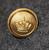 Tanskalainen arvomerkki, kruunu ympyrässä, 15 mm