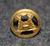 Tanskalainen arvomerkki, vaaka ympyrässä, 15 mm