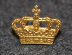 Danish rank insignia ( gradstegn ), danish crown