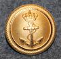 Tanskan kuninkaallinen laivasto, kullattu, 24mm
