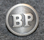 BP, British Petroleum, oil-company, gray, 23mm LAST IN STOCK