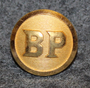 BP, British Petroleum, oil-company, gilt, 14mm