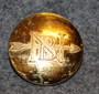 Bofors Nobelkrut, kullattu, 26mm