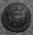 Nyländska Jaktklubben, musta, 15mm