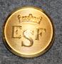 Esbo Segelförening, kullattu, 23mm