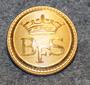 Segelföreningen i Björneborg ( BSF ), pursiseura, kullattu 21mm