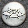 Suomen posti, harmaa, 16mm, 1987 malli