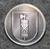 St. Galen, Sveitsin kantoni, 21mm, harmaa