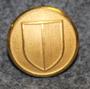 Payerne, sveitsiläinen kunta, 15mm, kullattu