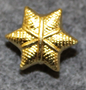 Finnish rank insignia, 12mm star, MCS