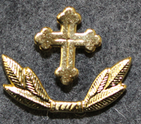 Finnish rank insignia, chaplain, (Eastern Orthodox Church)