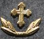 Arvomerkki, Suomi, sotilaspastori, ortodoksinen kirkko.