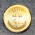 Norjan kuninkaallinen laivasto, 23mm, kullattu