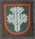 Finnish sleeve patch, sissi ( guereilla, reconnaissance ), M/91