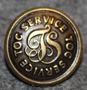 TOC service, 15mm brass