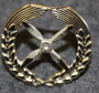 DDR, NVA cap badge air force, pilot