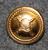Tanskan  palokunnat, 15mm, kullattu