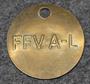 Försvarets Fabriksverk FFV A-L, Aerotech,, Ruotsin puolustusvoimien lentokonetehdas. 27mm