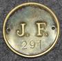 J.F: 291, Ferlins Handels