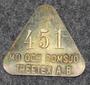 Mo och Domsjö Treetex Ab, 30mm kolmio