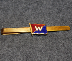 Anders Wilhelmsen & Co A/S, shipping company, tie clip / bar