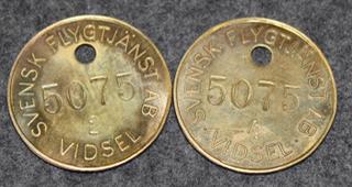 Svensk Flygtjänst Ab, Vidsel
