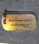 71 Nyhavn Hotell, Kööpenhamina, avaimenperä, Nikkeli-musta