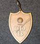 CDB Golf, keychain / fob