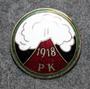 Entisten punakaartilaisten merkki, PK 1918
